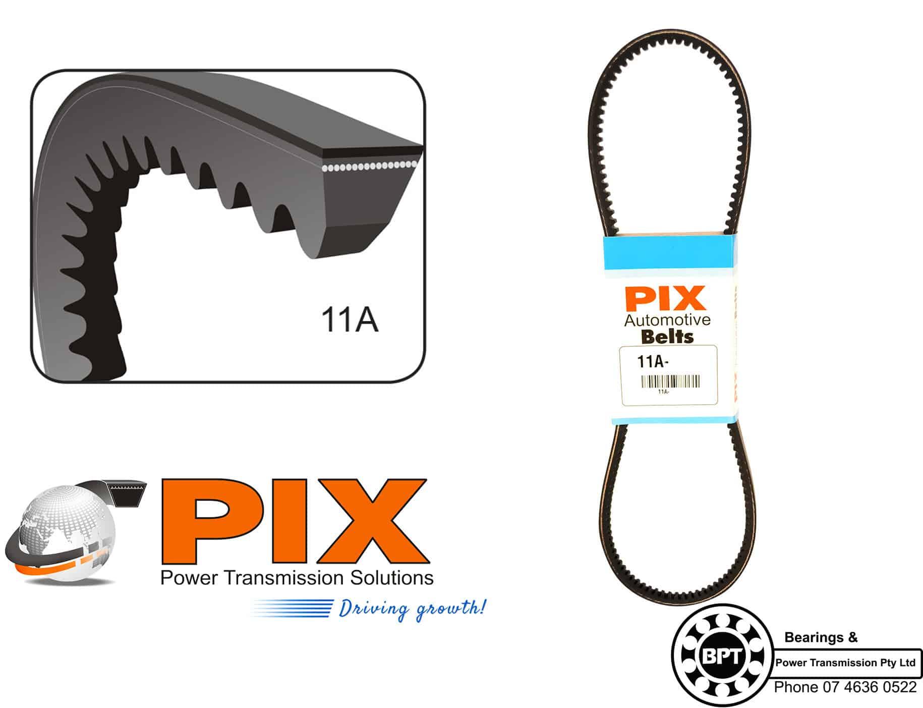 PIX 11A W