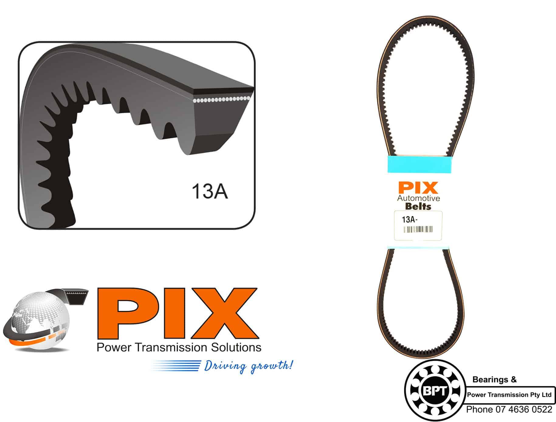 PIX 13A W