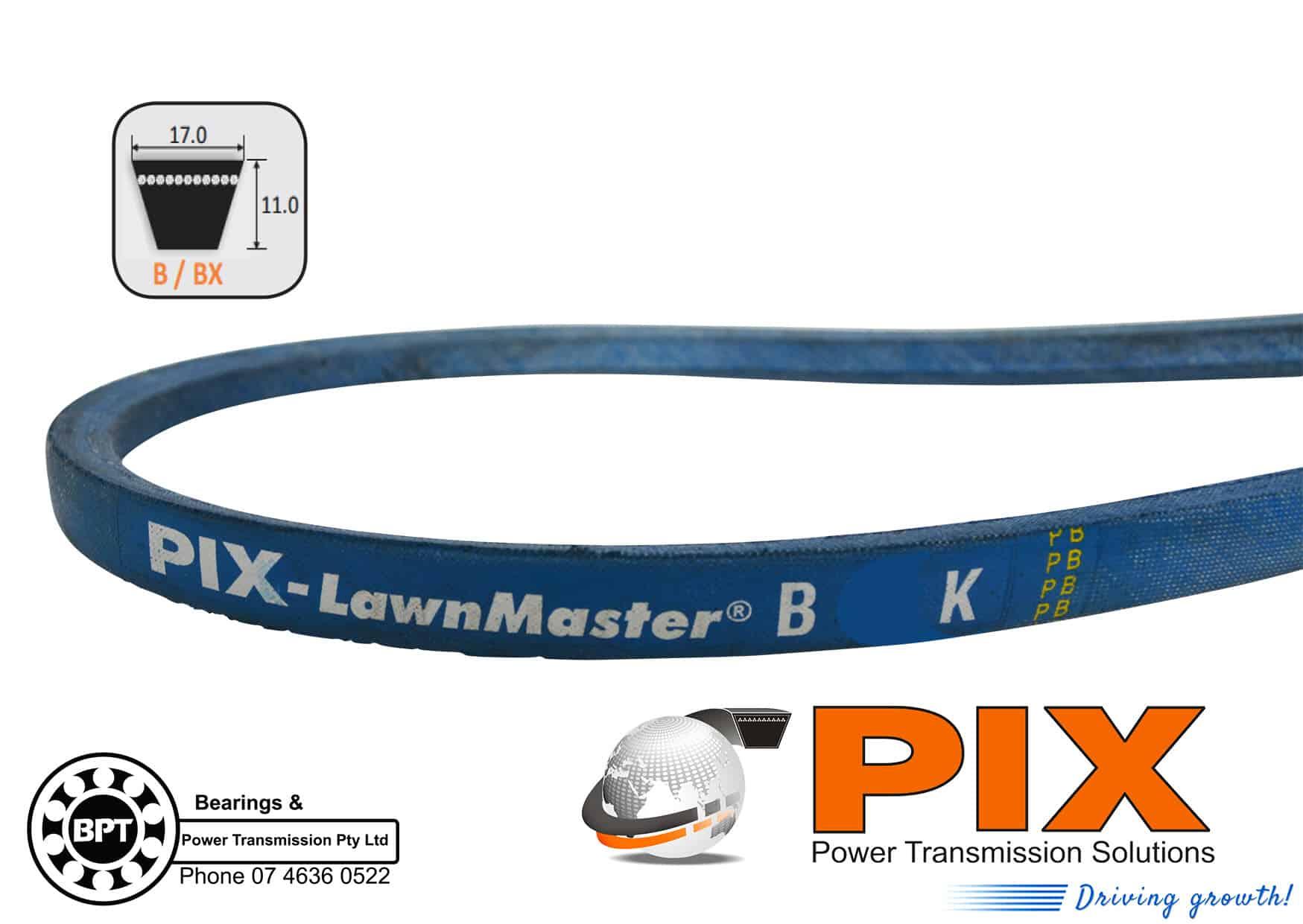 PIX BK LM W